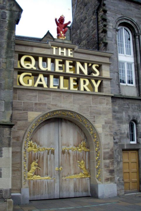 photo credit: Queen's Gallery Entrance via photopin (license)