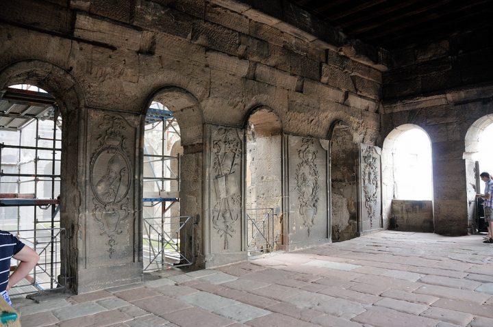 【世界遺産】ポルタ・ニグラ(黒門)|トリーアのローマ遺跡群、聖ペテロ大聖堂及び聖母マリア教会