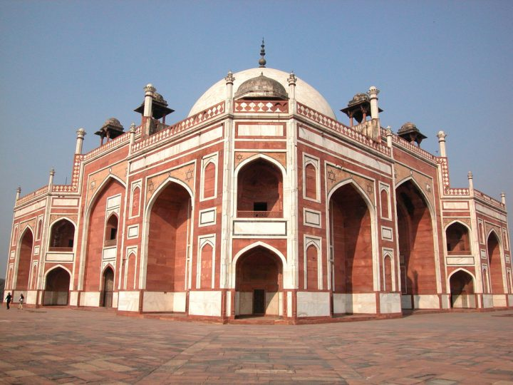 photo credit: Humayun's Tomb / フマーユーン廟(びょう) via photopin (license)