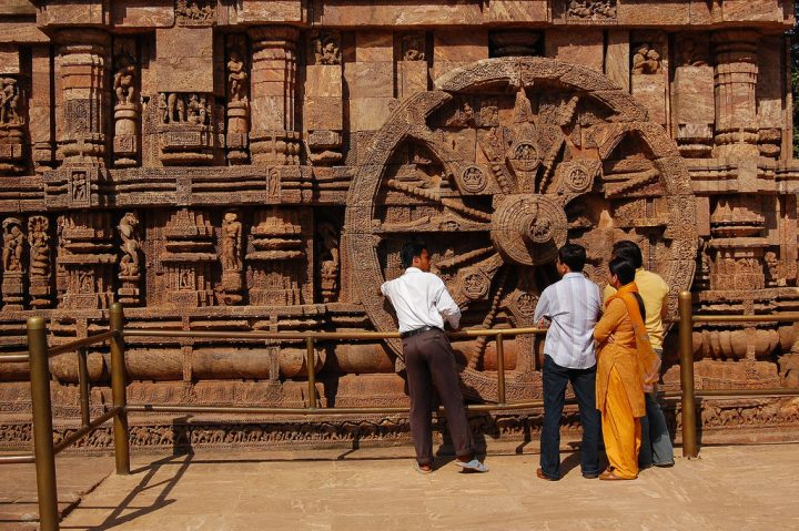 photo credit: Konark Wheel via photopin (license)