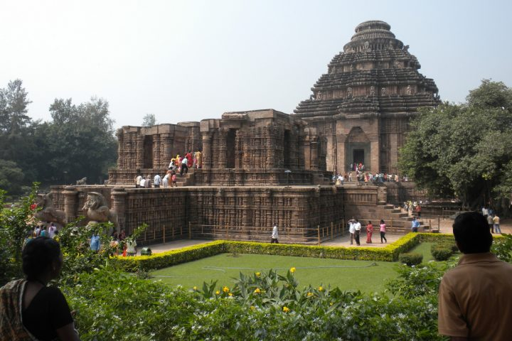 photo credit: View of the Sun Temple via photopin (license)