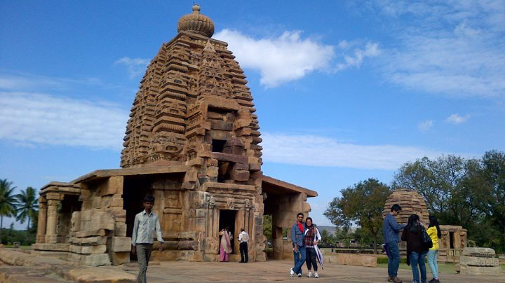 photo credit: New Year, Golden Chariot, 2011-2012, Pattadakal via photopin (license)