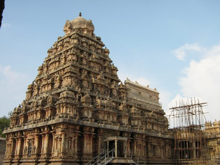 photo credit: Gopuram of Darasuram Airavateswarar Temple via photopin (license)