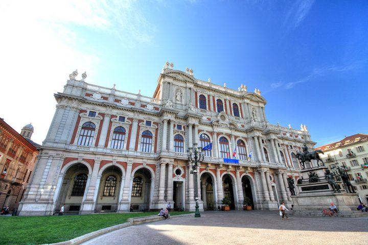 【世界遺産】カリニャーノ宮殿|サヴォイア王家の王宮群