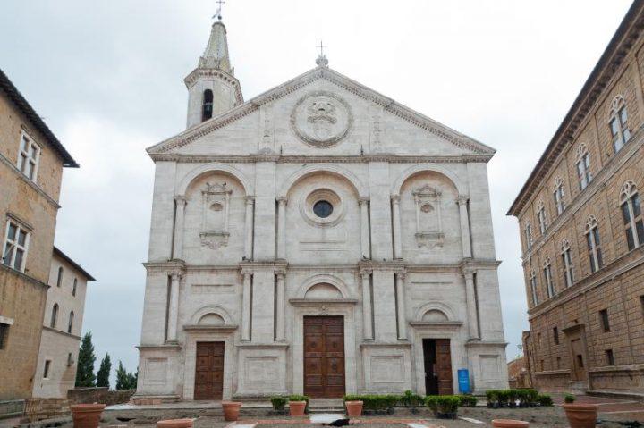 【世界遺産】ピエンツァ市街の歴史地区
