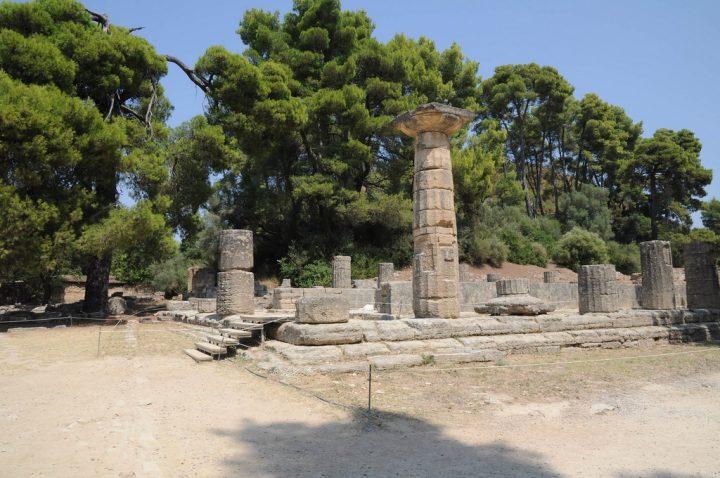 【世界遺産】オリンピアの考古遺跡