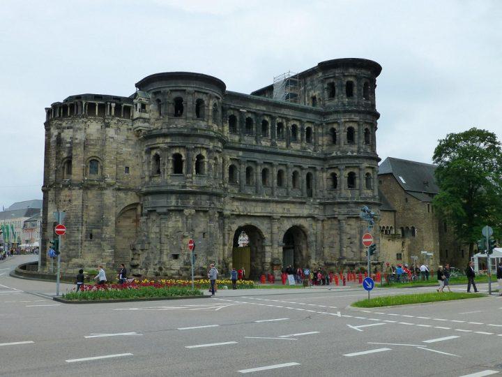【世界遺産】トリーアのローマ遺跡群、聖ペテロ大聖堂及び聖母マリア教会