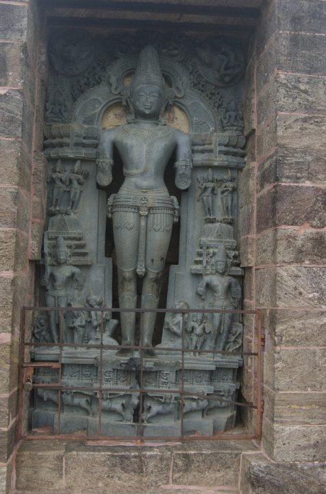 【世界遺産】コナーラクのスーリヤ寺院