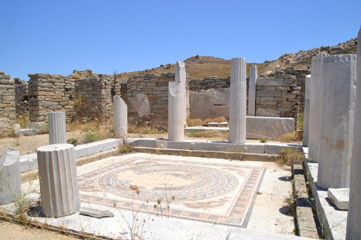 photo credit: House of the Dolphins - Delos via photopin (license)