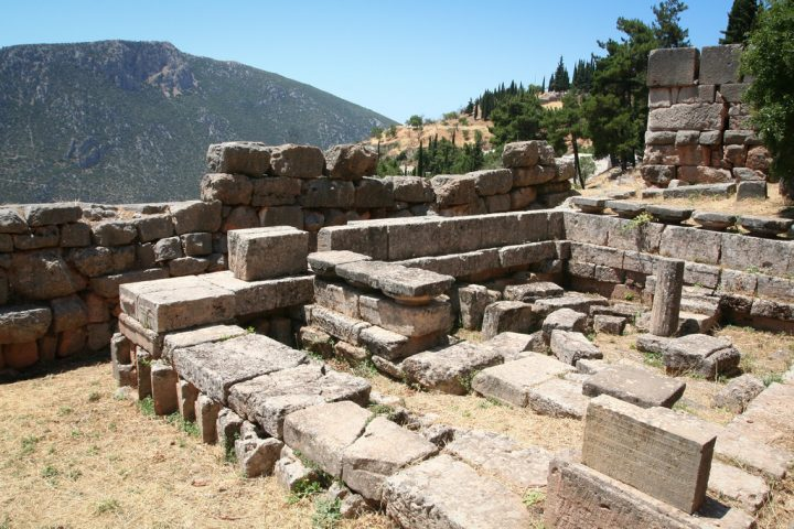 photo credit: Temple of Delphi, Greece via photopin (license)