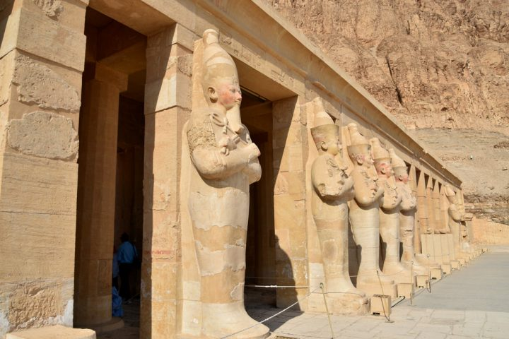 photo credit: Temple of Hatshepsut (ca. 1479-1458 BCE) at Deir el-Bahri (70) via photopin (license)