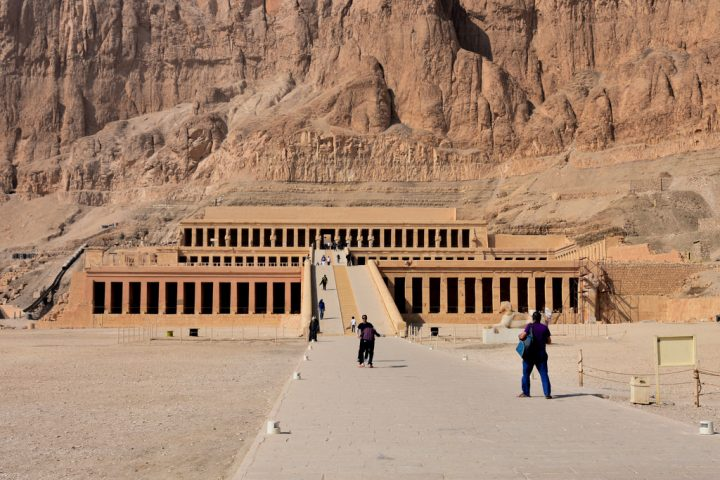 photo credit: Temple of Hatshepsut (ca. 1479-1458 BCE) at Deir el-Bahri (120) via photopin (license)