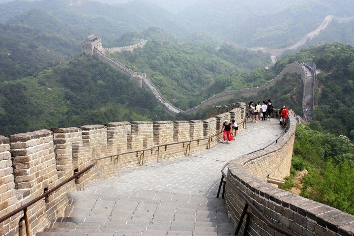 八達嶺長城|万里の長城