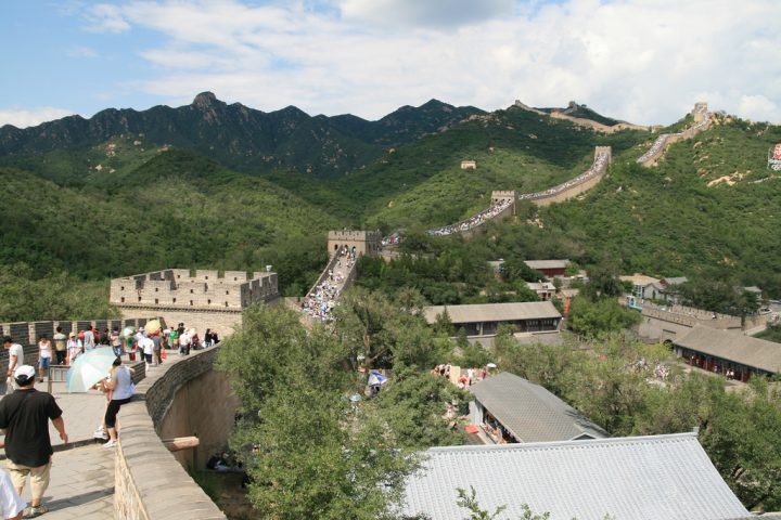 photo credit: The Great Wall of China via photopin (license)