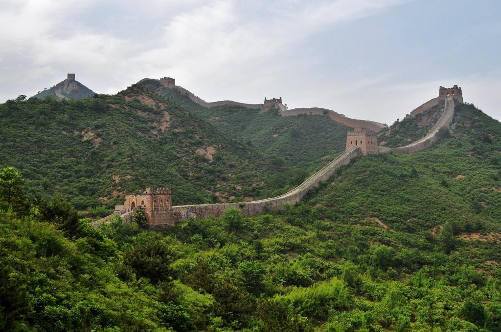 司馬台長城 万里の長城  世界遺産オンラインガイド