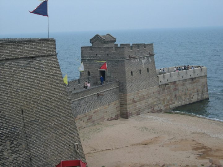 photo credit: Old Dragon's Head, Shanhaiguan via photopin (license)