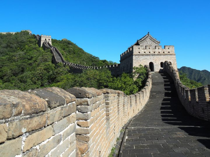 photo credit: Great Wall at Mutianyu via photopin (license)