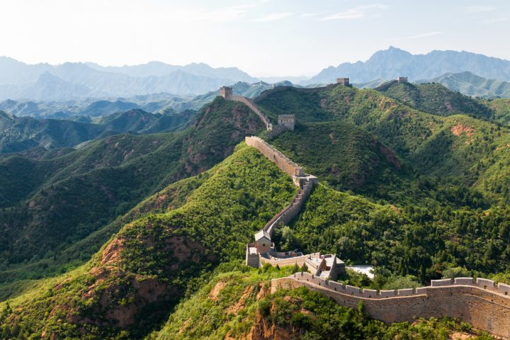 photo credit: 金山岭长城 - Jinshanling Great Wall via photopin (license)