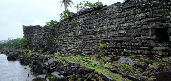 ナン・マトール:ミクロネシア東部の中心的祭祀場