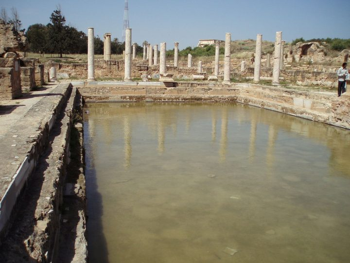 photo credit: North Africa 2007 123 Leptis Magna Baths via photopin (license)