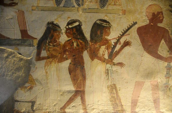 photo credit: Tomb of Nakht, ca. 1400-1380 BCE (50) via photopin (license)