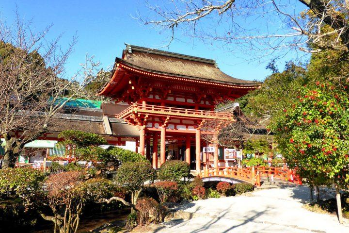 photo credit: Kamigamo Shrine, Romon (Gate) -1 (December 2013) via photopin (license)