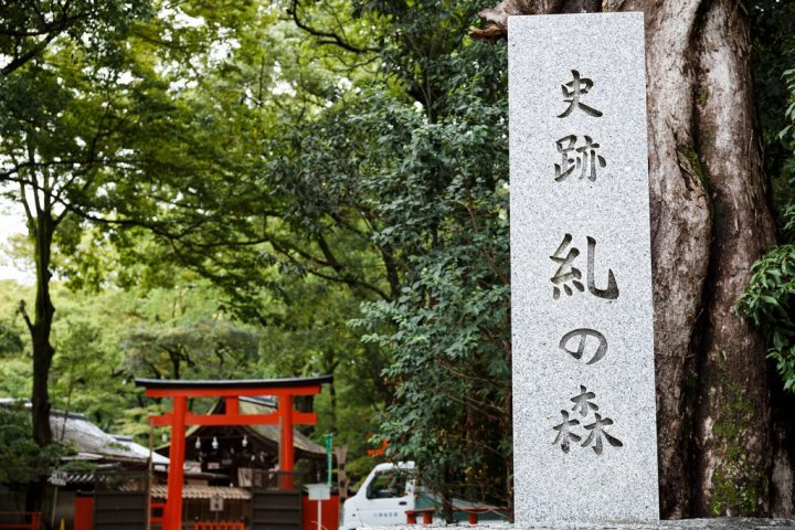 photo credit: Tadasu no Mori and Shimogamo Jinja via photopin (license)
