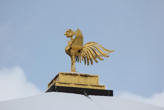 【世界遺産】鹿苑寺(金閣寺)|古都京都の文化財