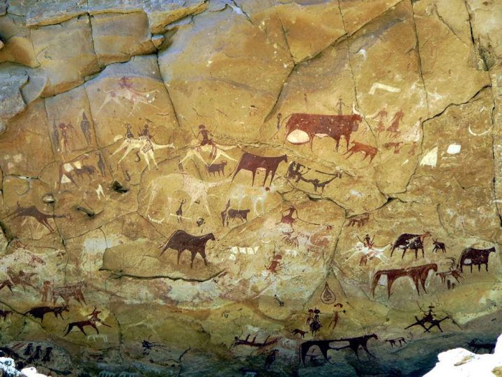 photo credit: Prehistoric Rock Paintings via photopin (license)