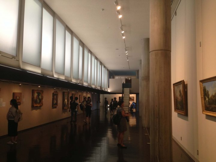 国立西洋美術館本館|ル・コルビュジエの建築作品-近代建築運動への顕著な貢献- (10)