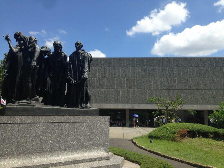 国立西洋美術館本館|ル・コルビュジエの建築作品-近代建築運動への顕著な貢献- (26)
