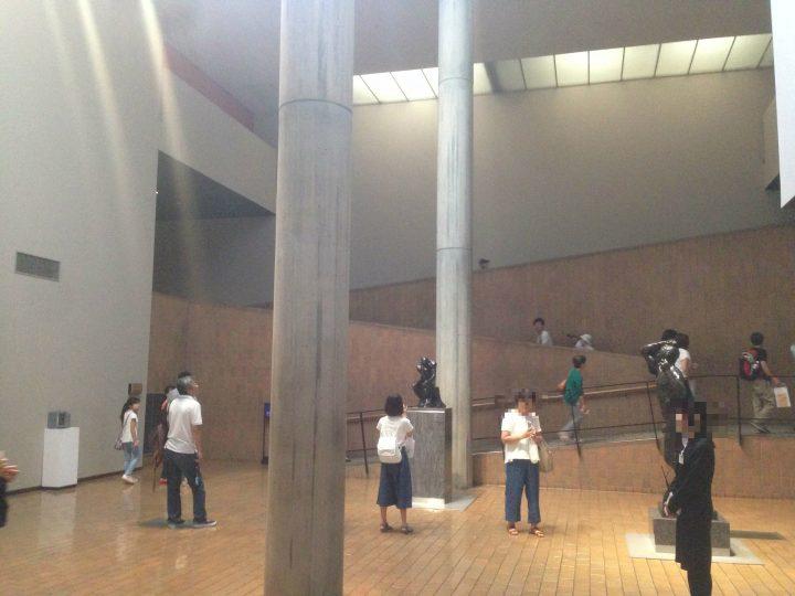 国立西洋美術館本館|ル・コルビュジエの建築作品-近代建築運動への顕著な貢献-