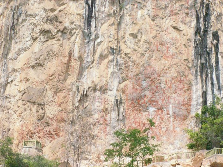 photo credit: the huashan hieroglyphics in chongzuo via photopin (license)