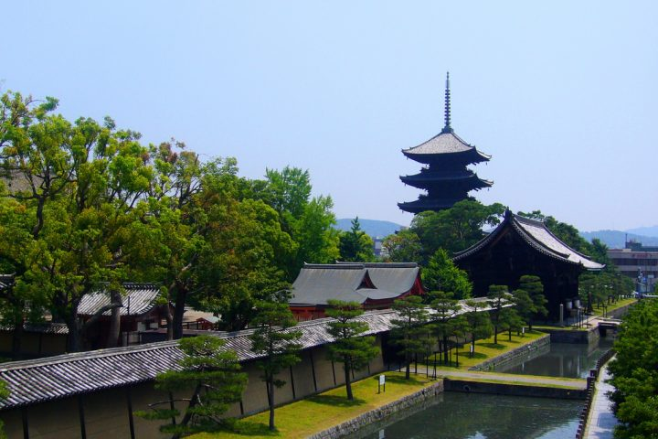 photo credit: To-ji, Goju-no-to (Five-storied Pagoda) -1 (June 2010) via photopin (license)
