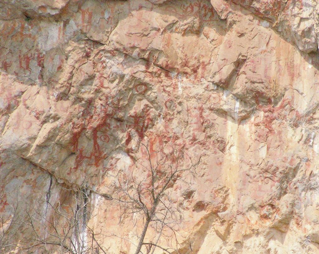左江花山の岩絵の文化的景観の画像 p1_1