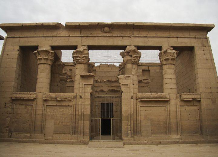 【世界遺産】カラブシャ神殿|アブ・シンベルからフィラエまでのヌビア遺跡群