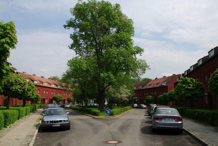 【世界遺産】グロースズィードゥルンク・ブリッツ|ベルリンのモダニズム集合住宅群