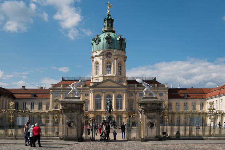 photo credit: 2013, November 3. Charlottenburg Palace front gates via photopin (license)