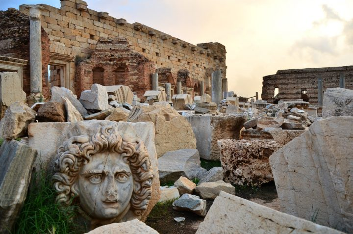 photo credit: Leptis Magna temple remains via photopin (license)