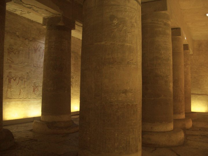 photo credit: The Osiris Complex in the Seti I Temple at Abydos (I) via photopin (license)