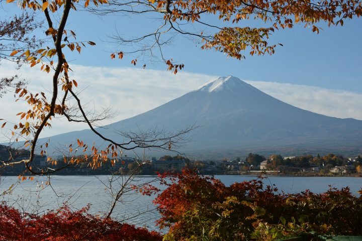 世界文化遺産(「富士山-信仰の対象と芸術の源泉)