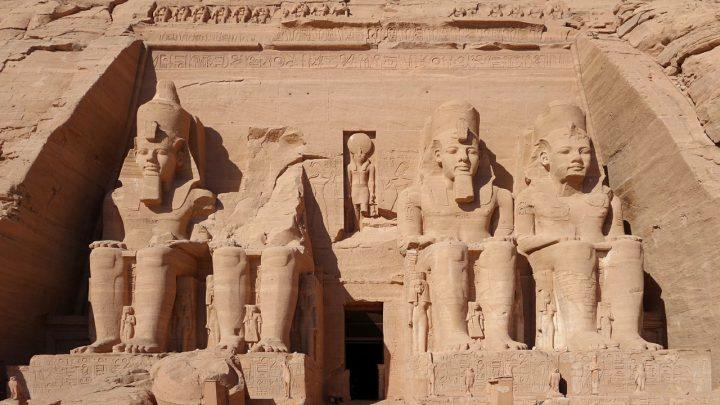 世界文化遺産(アブ・シンベルからフィラエまでのヌビア遺跡群)