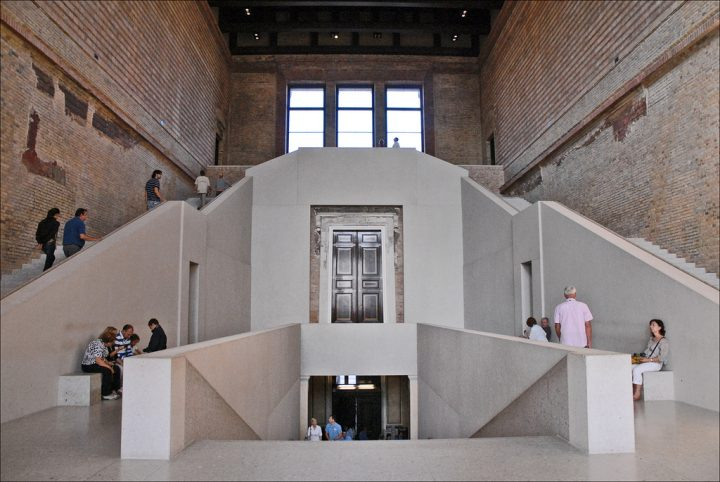 【世界遺産】新博物館|ベルリンのムゼウムスインゼル(博物館島)