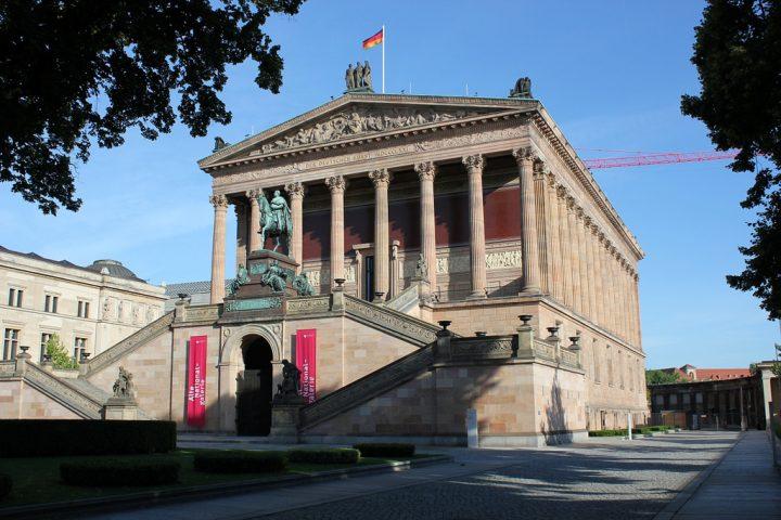 旧国立美術館(旧ナショナルギャ...
