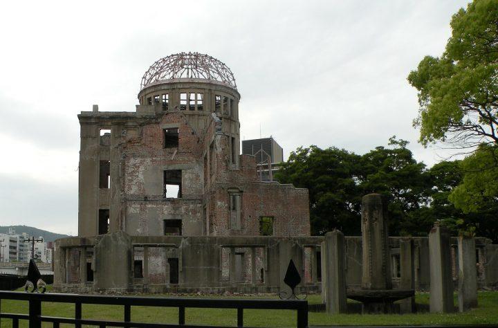 負の世界遺産(広島平和記念碑)