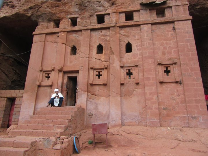 photo credit: amanderson2 Bet Abba Libanos unique in being a cave church Lalibela Ethiopia via photopin (license)