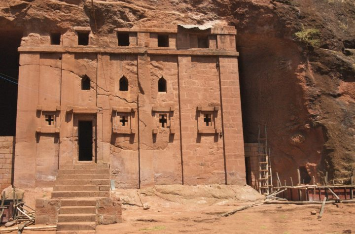 photo credit: A.Davey Church of Bet Abba Libanos, Lalibela, Ethiopia via photopin (license)