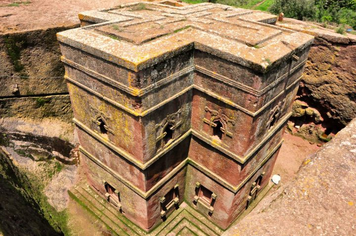 photo credit: Rod Waddington Biet Gyiorgis Church, Lalibela via photopin (license)