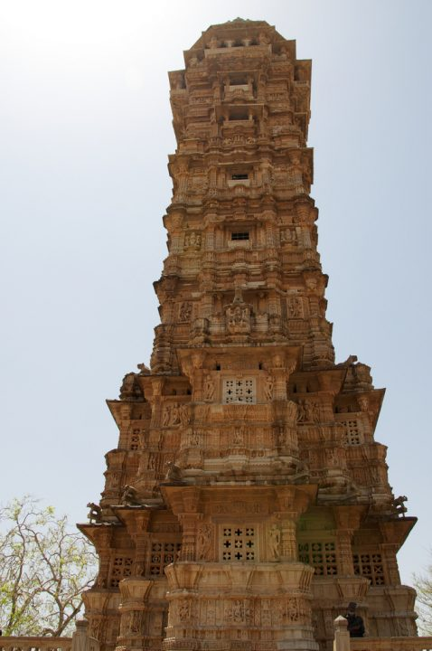 photo credit: ciamabue Jaya Stambha (Tower of Victory) via photopin (license)