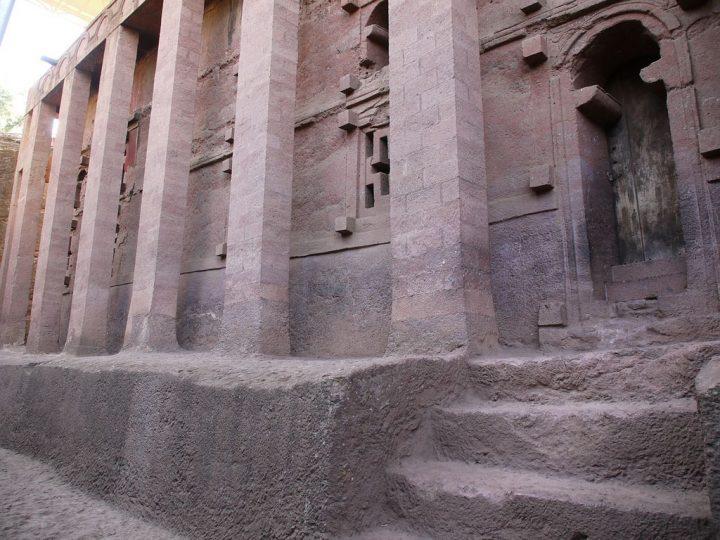 【世界遺産】メドハネ・アレム教会|ラリベラの岩窟教会群